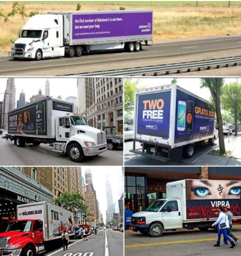 Truckside Advertsing Now